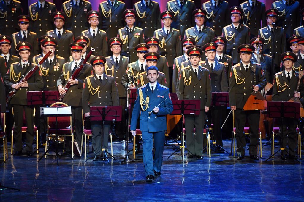 Ансамбль песни и пляски имени Александрова восстановлен после катастрофы Ту-154