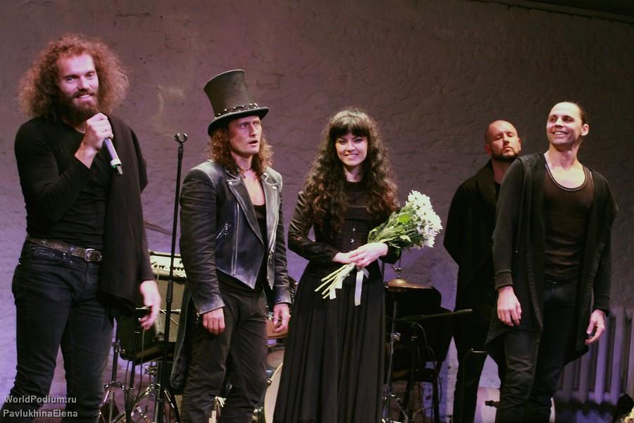 """Спектакль в стиле рок """"Паганини"""" открыл свой новый театральный сезон"""