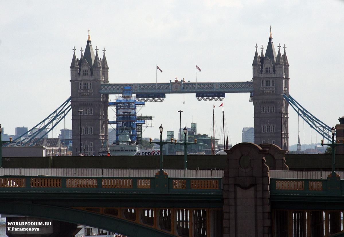 Лондон!