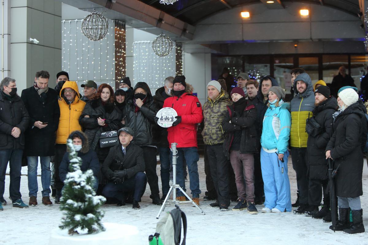 В Ярославле стартовали съёмки остросюжетного детектива «Напарники»