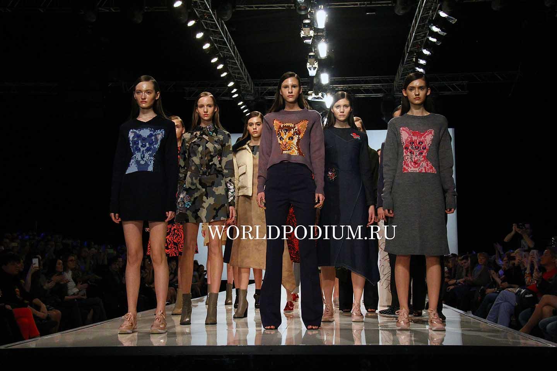 "Jean Gritsfeldt представил коллекцию ""®Evolution ?i?s? ?m?y?  Boyfriend""  сезона осень-зима 2015/2016 на Неделе моды в Москве"