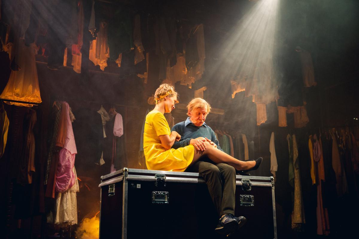 «Задняя часть слона» - премьера на сцене театра Школа современной пьесы