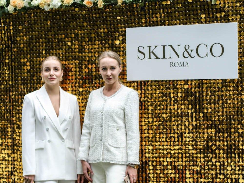 Презентация бренда итальянской нишевой косметики Skin&Co Roma!