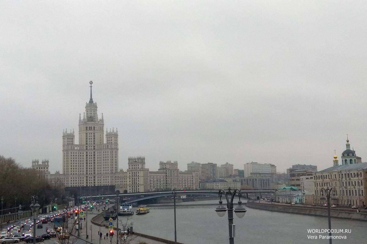 Осенняя Москва по-своему прекрасна!