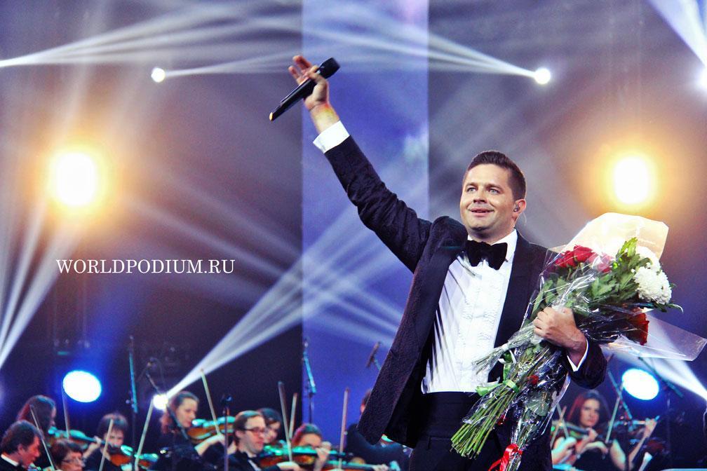 Впервые в истории Государственного Кремлёвского дворца пройдёт онлайн-концерт - Сергей Волчков споёт для миллионов зрителей