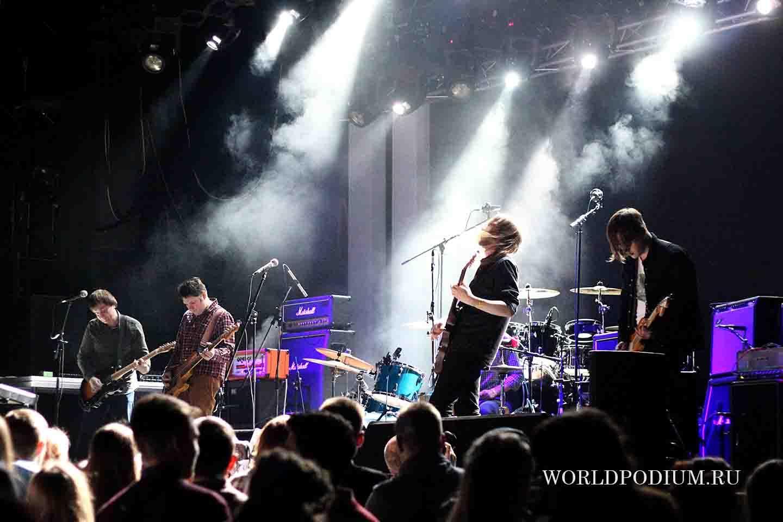 Концерт 65daysofstatic состоялся в Москве