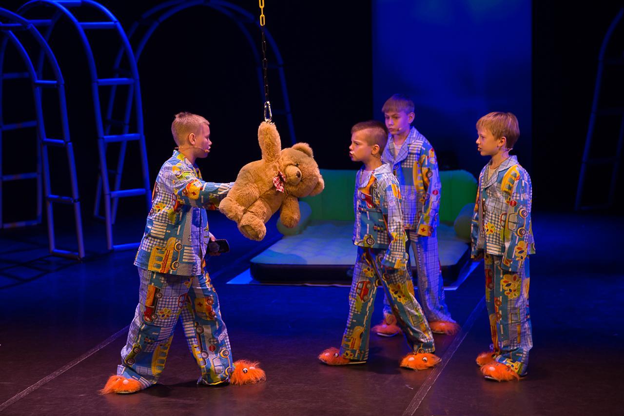 Московский детский театр эстрады по-новому прочитал «Денискины рассказы»