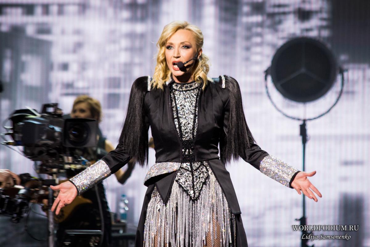 Кристина Орбакайте перенесла концерт в Кремле на год