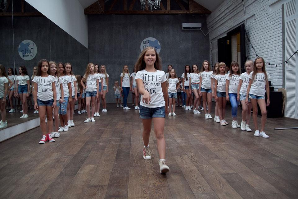 В Москве состоялся детский фестиваль Little Top Model