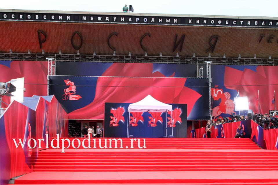 Программный директор Московского кинофестиваля объявил первых членов жюри