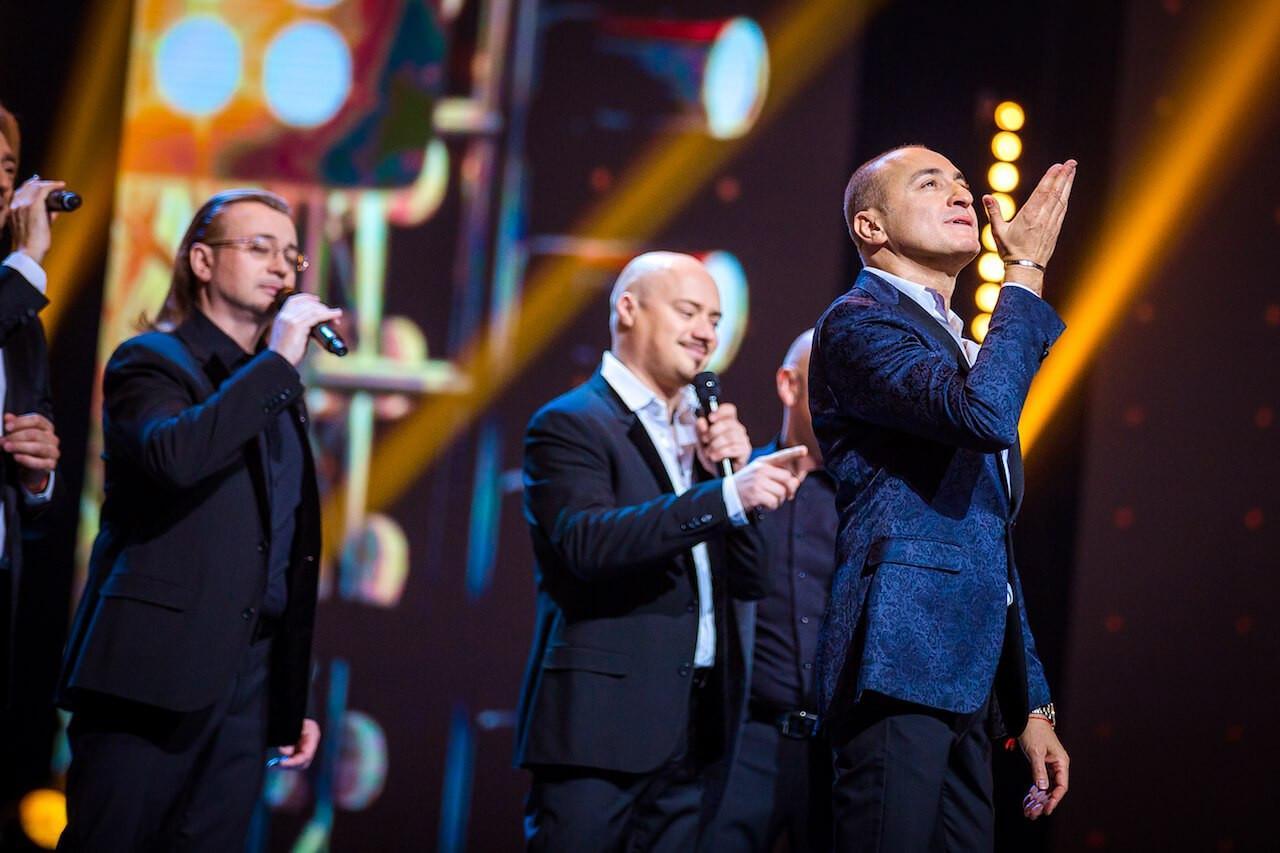 """Зрители ушли с концерта """"Хора Турецкого"""" в Астрахани, но вернулись обратно"""
