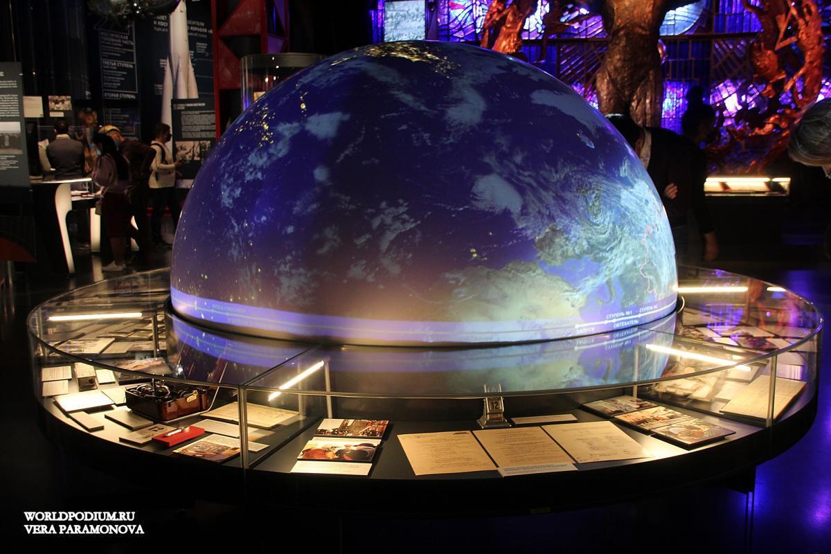 Музей космонавтики - один из крупнейших научно-исторических музеев мира!