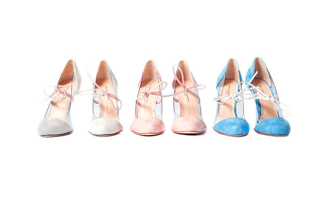 Бренд SVETLANA KUSHNEROVA коллекция обуви FW16/17