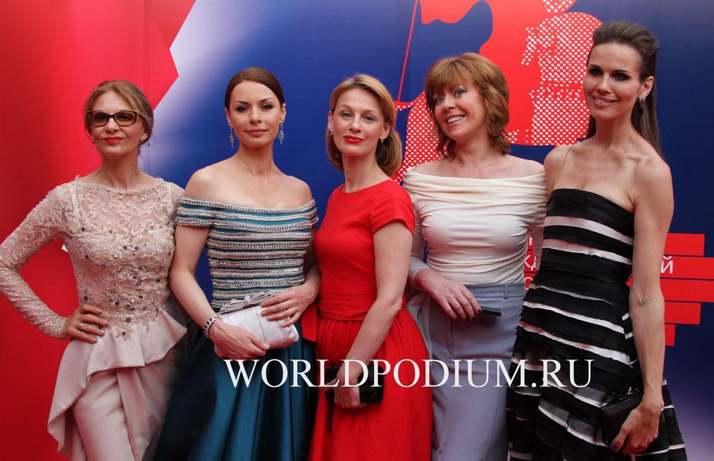 Церемония закрытия и вручения наград 37-ого Московского международного кинофестиваля