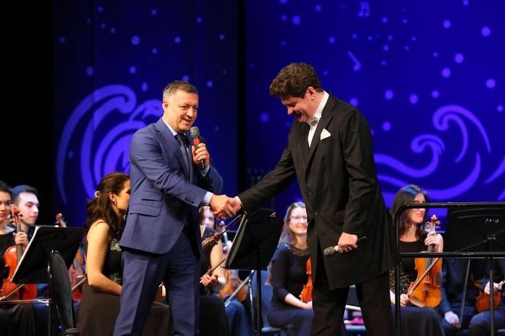 В Иркутске открылся XV Международный музыкальный фестиваль «Звёзды на Байкале»