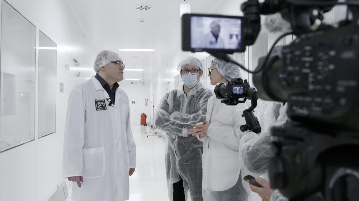 Зрителям IVI покажут документальный фильм «Пока живы – будем жить»
