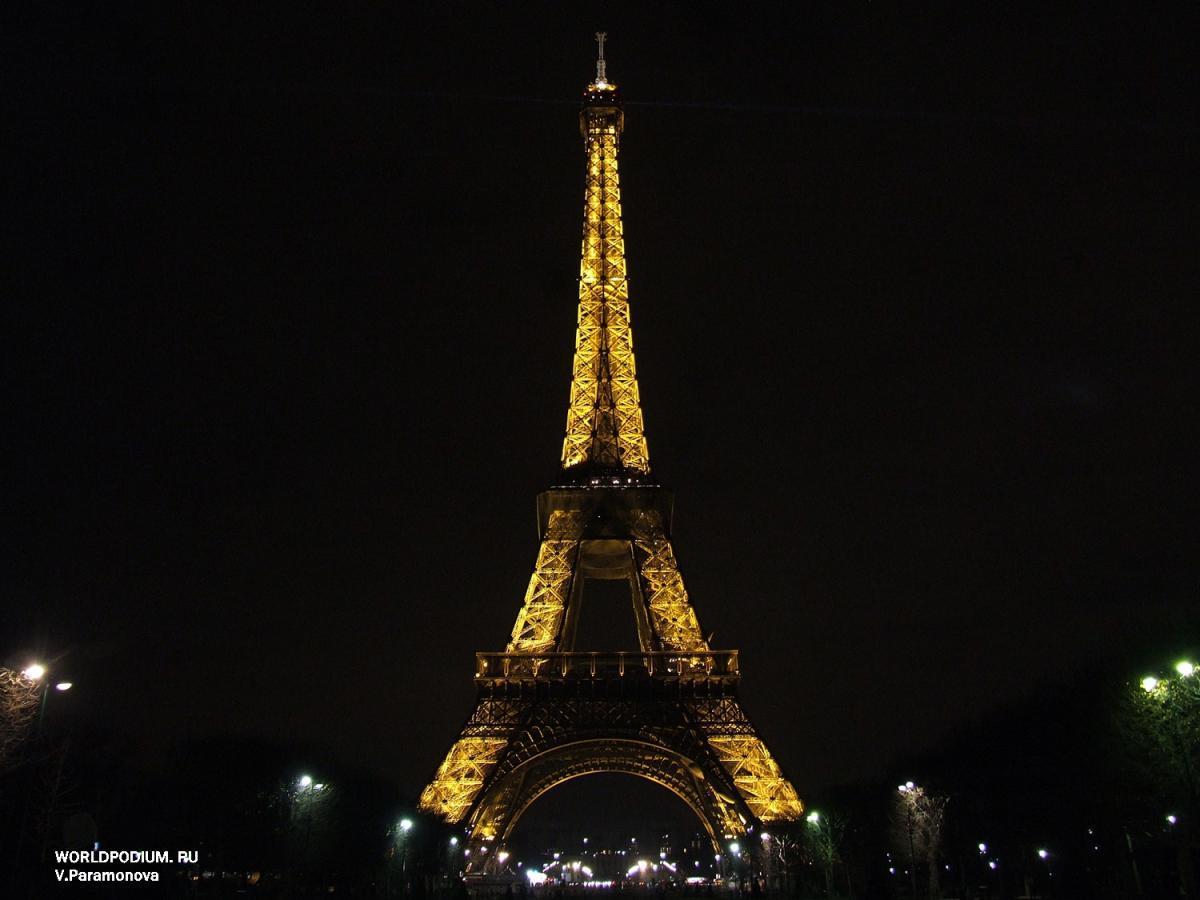 Париж – город Романтики!