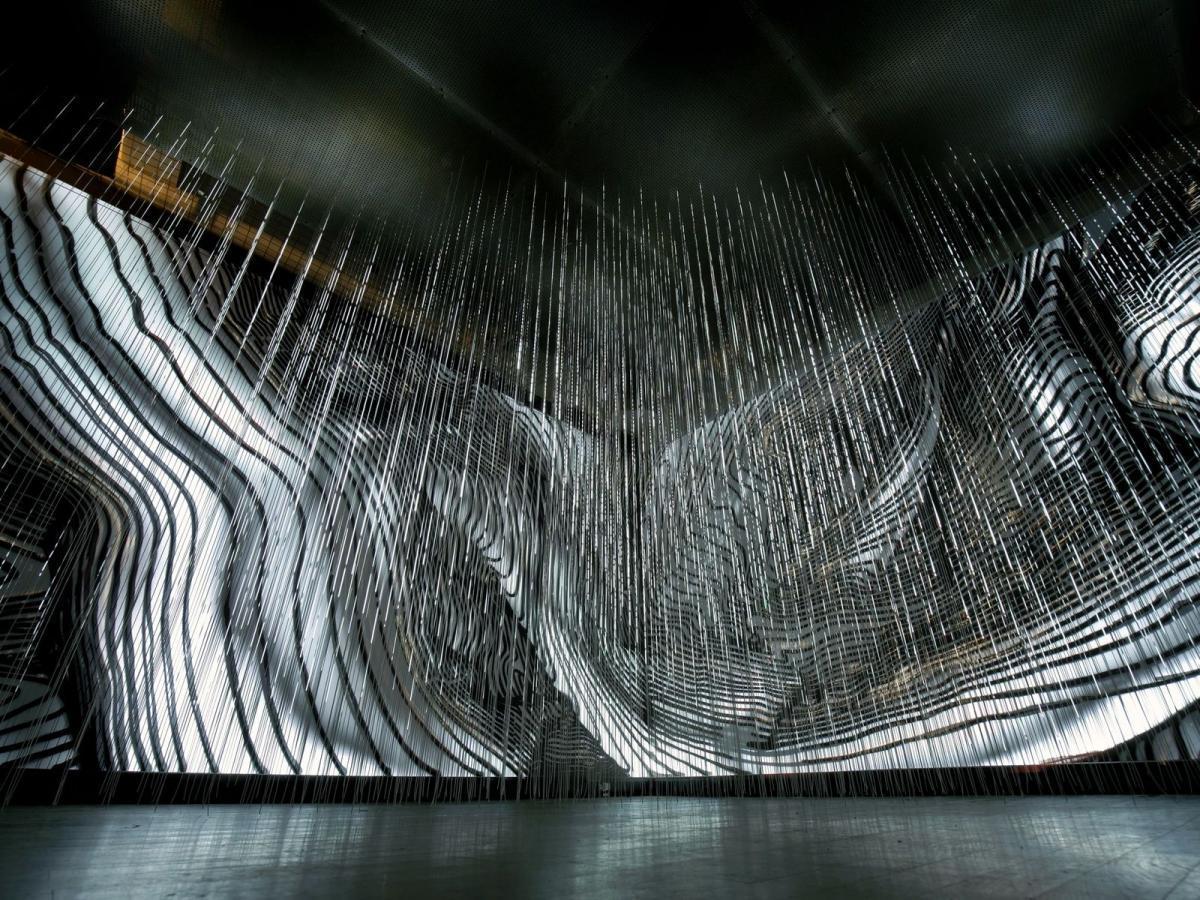 В галерее «Царская башня» Казанского вокзала откроется групповая выставка «Пересекая пространство»