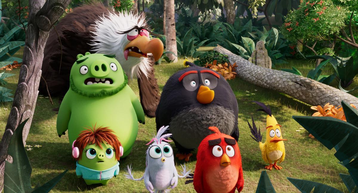 Накануне открытия Каннского кинофестиваля состоялось  специальное мероприятие «ANGRY BIRDS 2 В КИНО»