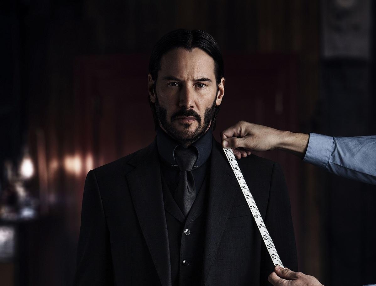 Тизер-трейлер продолжения успешного экшна с Киану Ривзом в главной роли – «ДЖОН УИК 2»