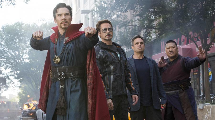 Фильм «Мстители: Война бесконечности» собрал в прокате больше $2 млрд