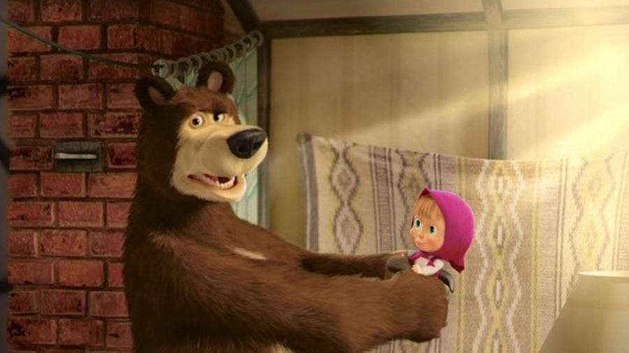Мультсериал «Маша и Медведь» выйдет в прокат в кинотеатрах Великобритании