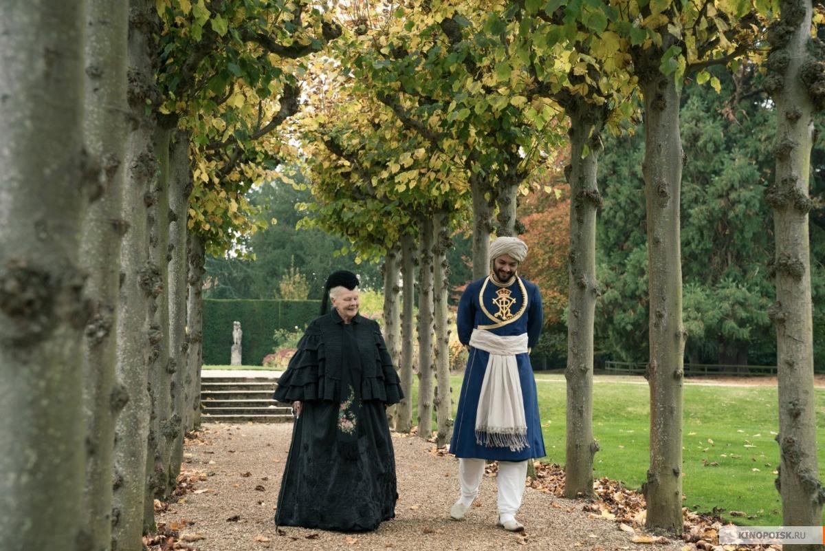 «Виктория и Абдул: Один из самых красивых фильмов года»