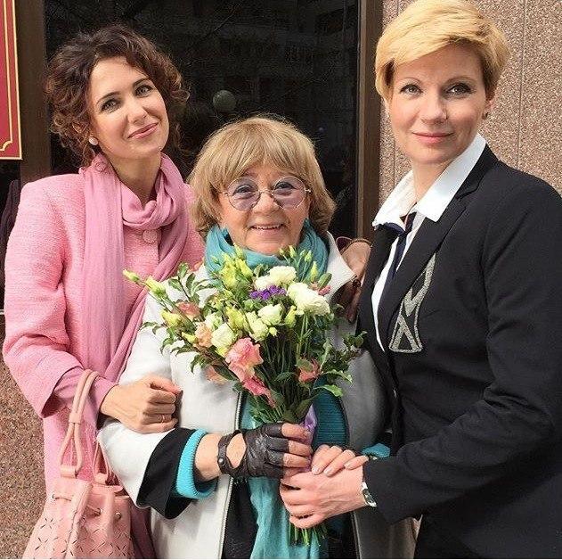 Начались съемки нового фильма Аллы Суриковой «Любовь и сакс»