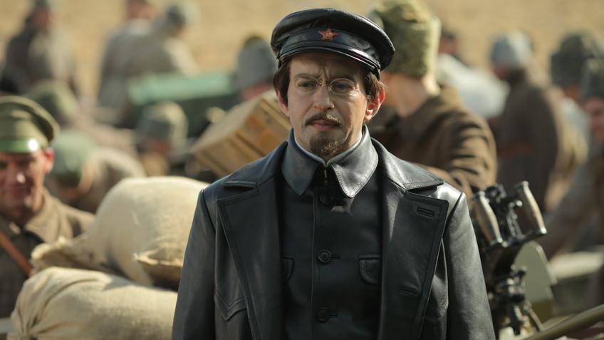 «Первый канал» готовит к эфиру историческую драму о лидере русской революции