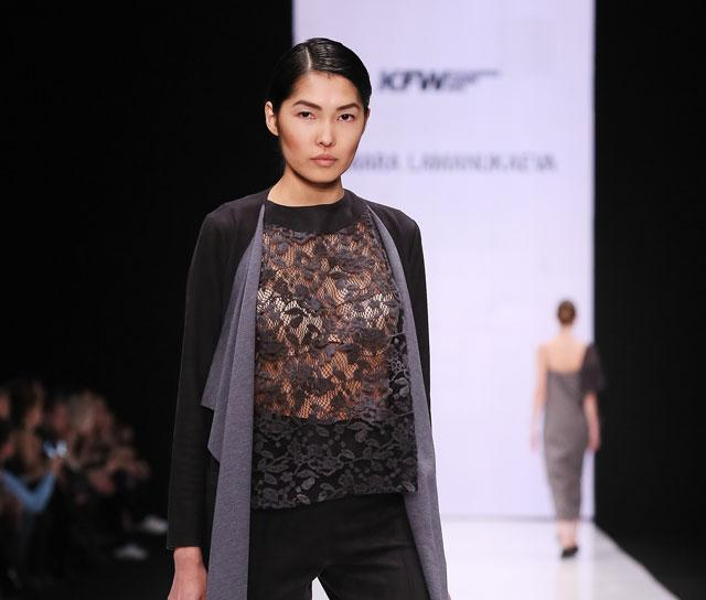 Kazakhstan Fashion Week (KFW) КОЛЛЕКЦИЯ ОСЕНЬ - ЗИМА / 2016 - 2017