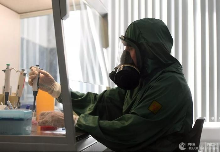 В России создали препарат для лечения коронавирусной инфекции