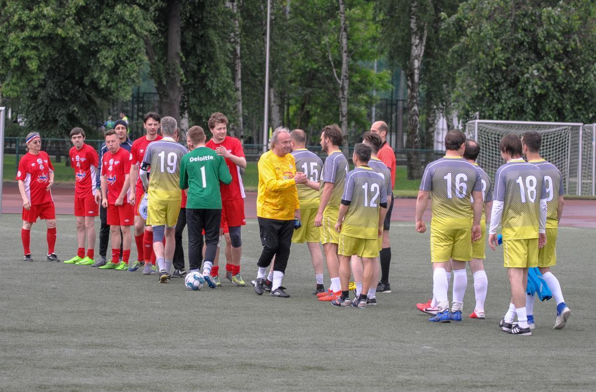 Около двух миллионов рублей на лечение детей собрали на «Кубке Добра»