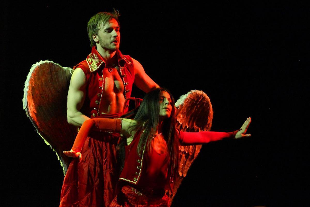 Театр Романа Виктюка: репертуар на неделю