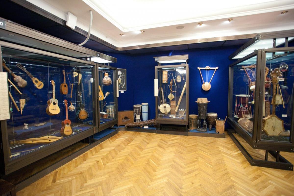 К 130-летию дирижёра Николая Голованова Музей музыки подготовил специальную программу