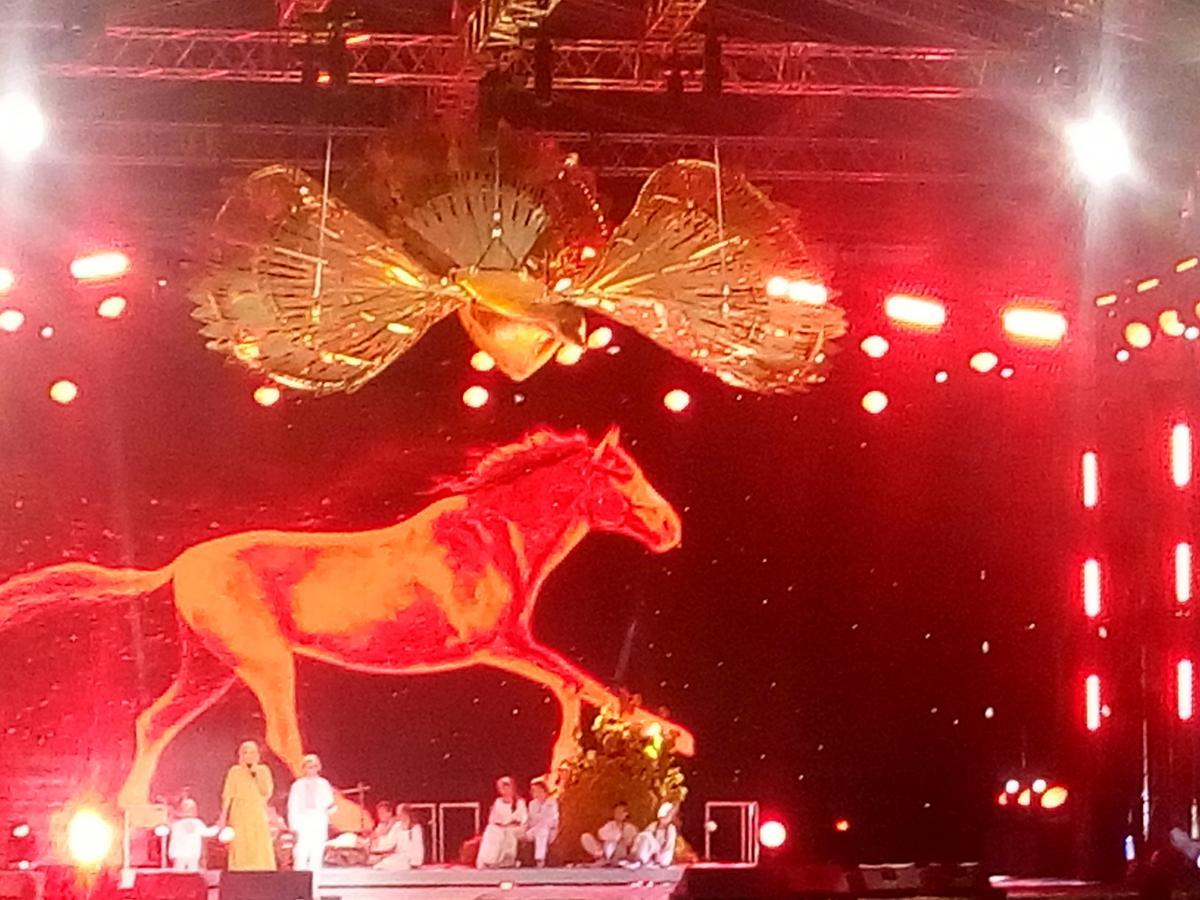 Праздник «Купалье» в агрогородке Александрия: репортаж с церемонии открытия