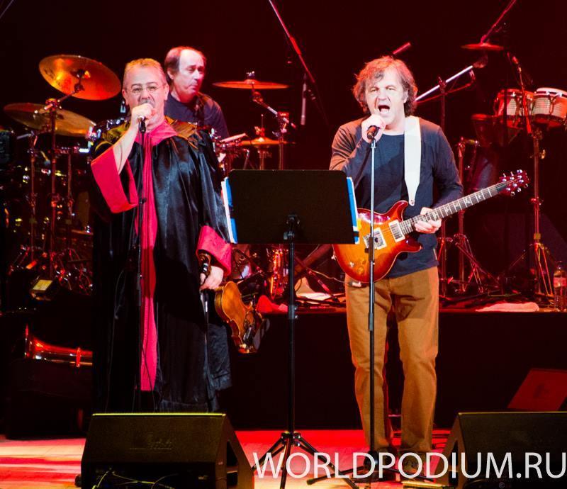 Горан Брегович и Эмир Кустурица дали совместный концерт на «Славянском базаре»