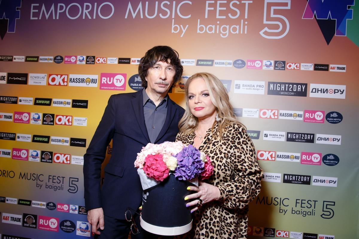Лариса Долина и Юлианна Караулова выберут полуфиналистов EmporioMusic Fest 5