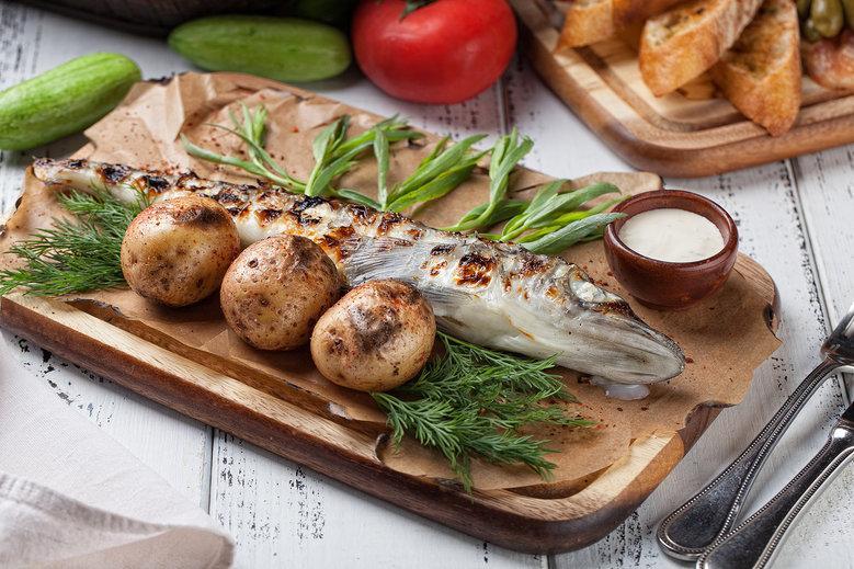 Сезонное обновление меню ресторана «Ноев Ковчег»