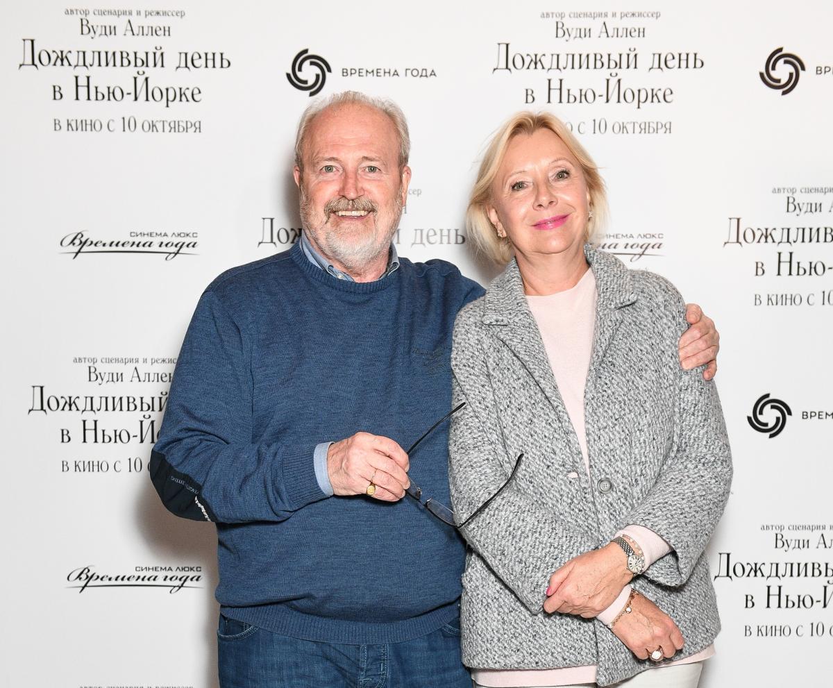 Российские знаменитости перенеслись в «Дождливый день в Нью-Йорке»