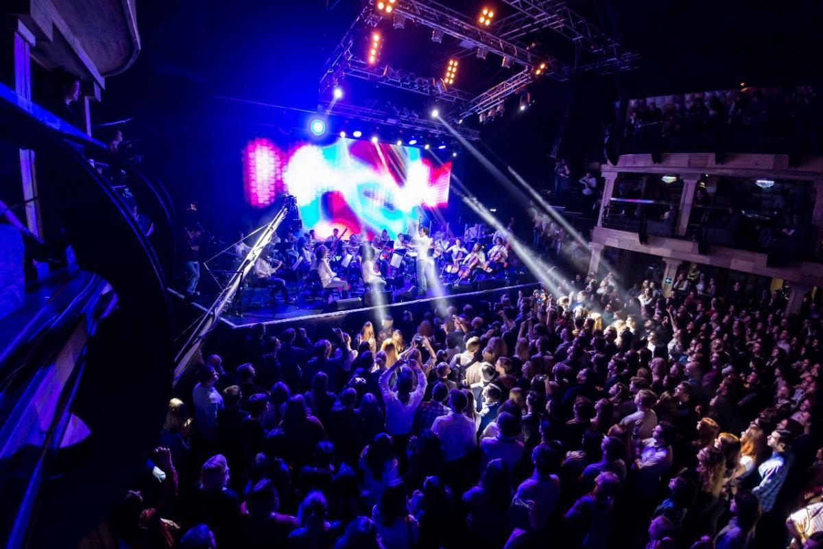 """Симфоническое шоу """"Хиты группы Rammstein"""" в исполнении оркестра RockestraLive"""