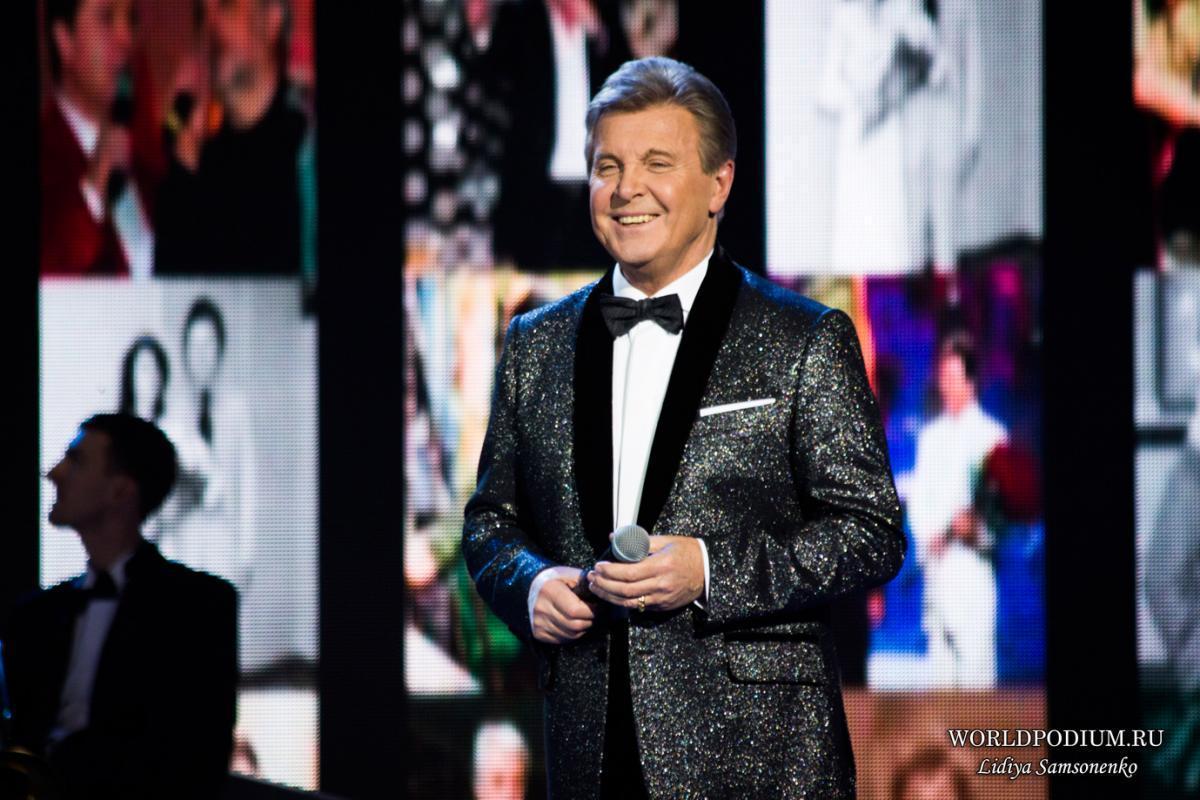 Лев Лещенко дал концерт в честь годовщины Победы