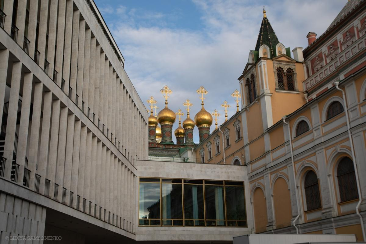 С Днём Рождения, Государственный Кремлёвский дворец!