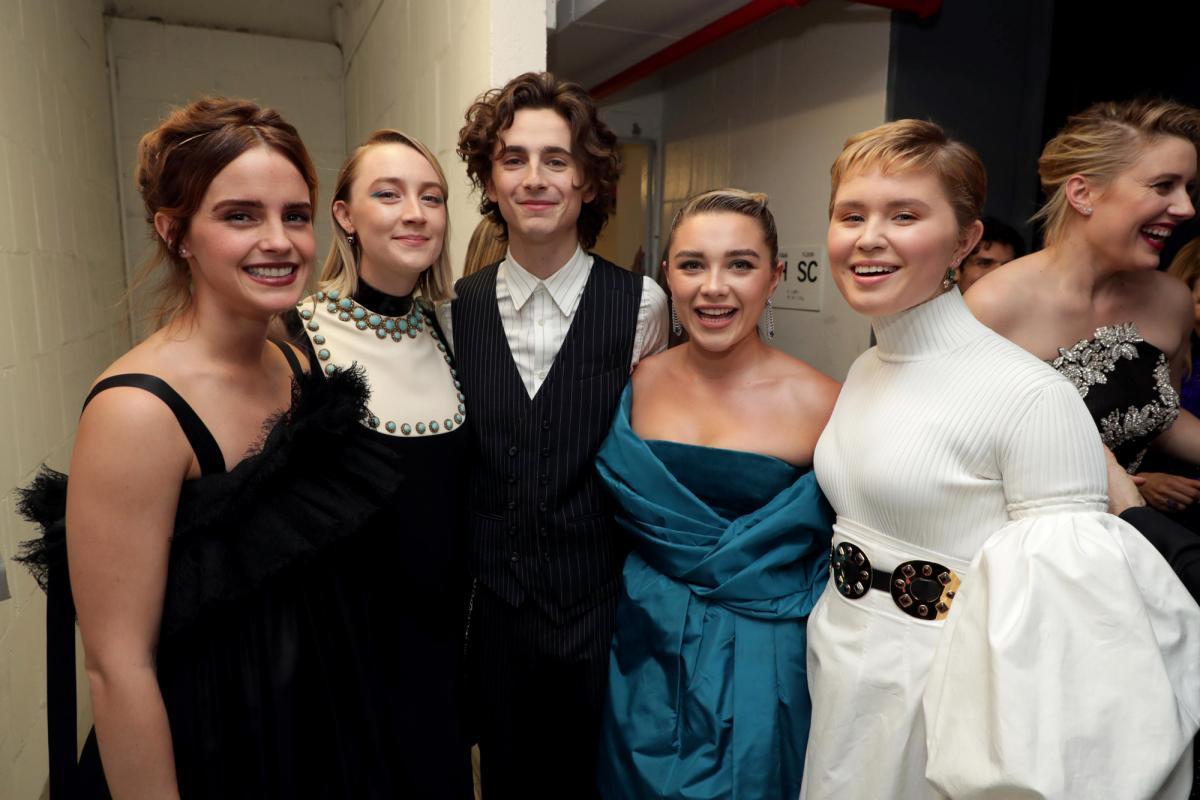 Мелодрама «Маленькие женщины» получила 9 номинаций на кинопремию «Выбор критиков»