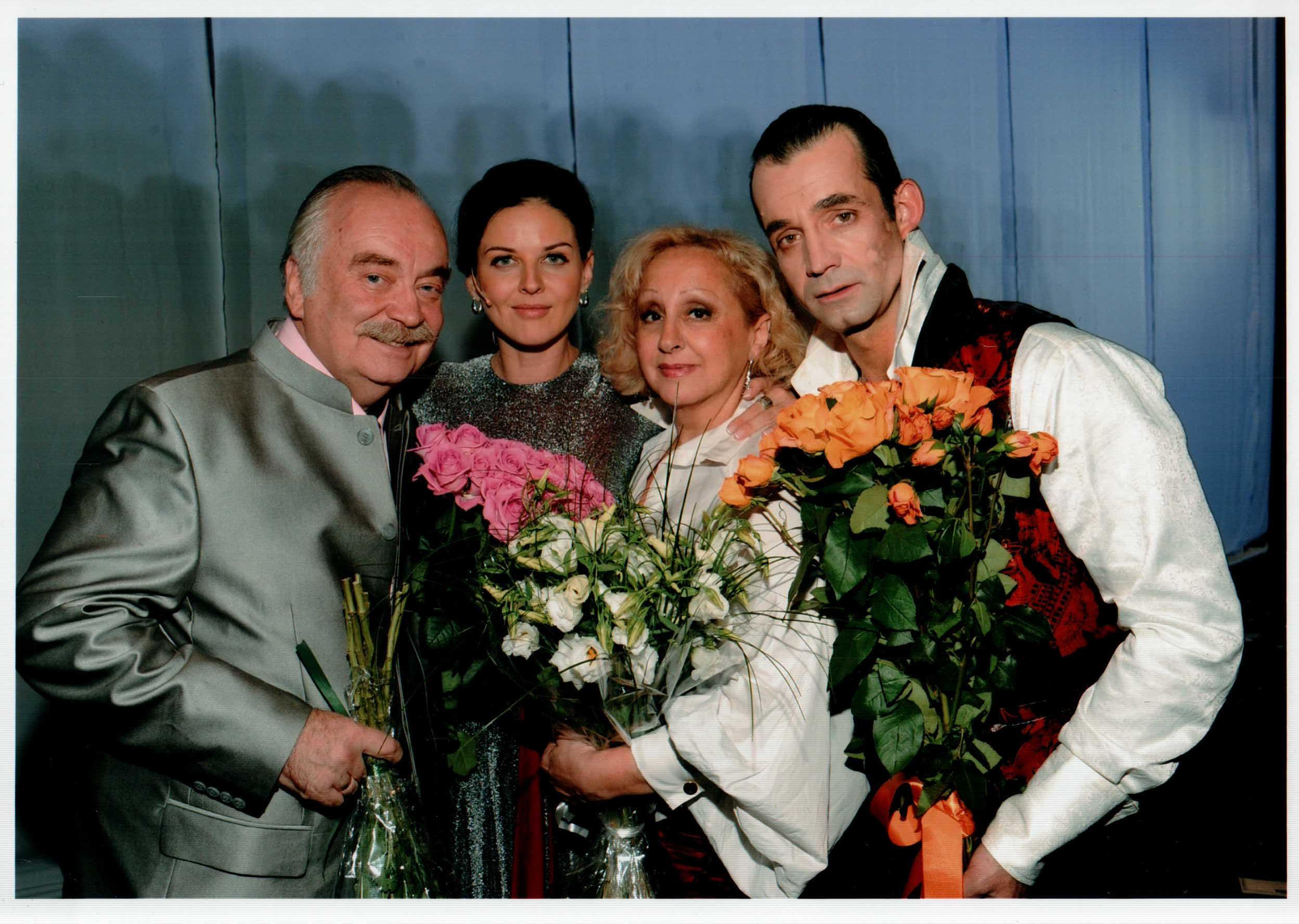 Дорогой Друг! Дмитрий Певцов! С любовью к тебе сегодня и всегда!