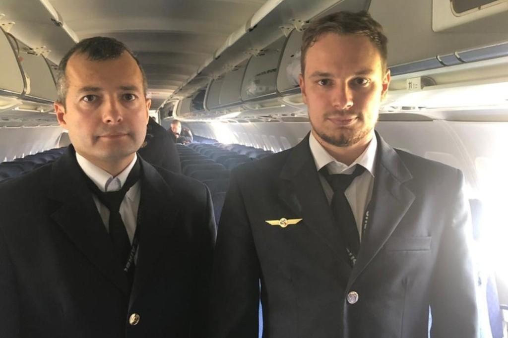 Спасибо за профессионализм и за спасённые жизни 233 человек, Герои России Дамир Юсупов и Георгий Мурзин!