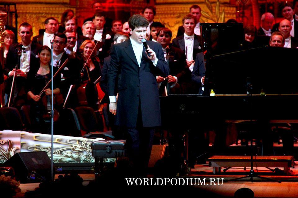 Денис Мацуев об открытом концерте в «Зарядье»