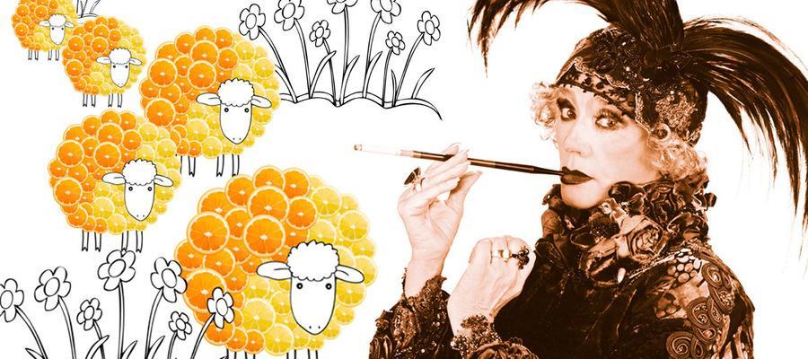 Театр имени Пушкина представляет премьеру - «Апельсины & лимоны»