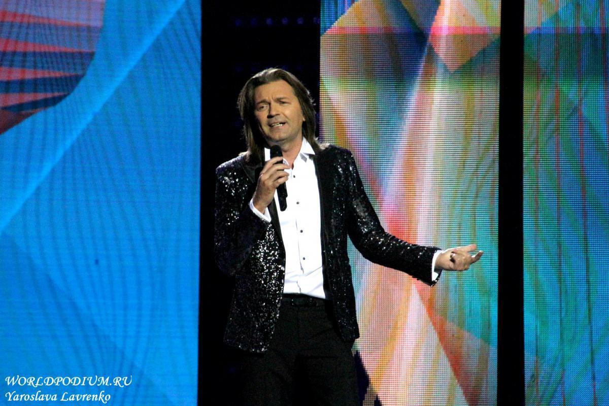 Дмитрий Маликов отметит 50-летие 31 января на сцене концертного зала «Crocus City Hall»