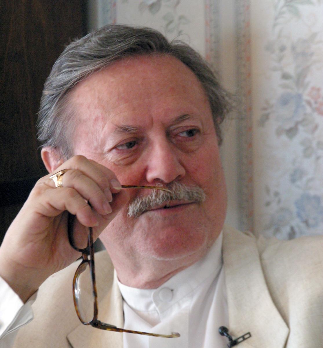 В июне Малый театр отпразднует юбилей Юрия Соломина