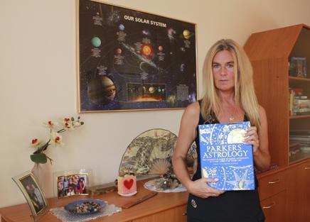 «Распознай астрологию» - презентация новой книги Мары Ошурок